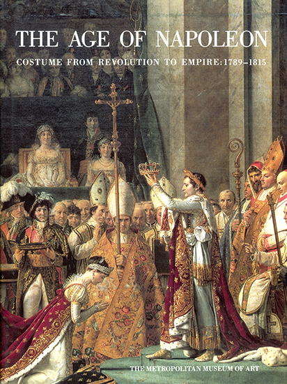 ルーブル美術館を訪れた誰もが目にする、一枚の歴史画。J.L.ダビッドが描いた「戴冠式」