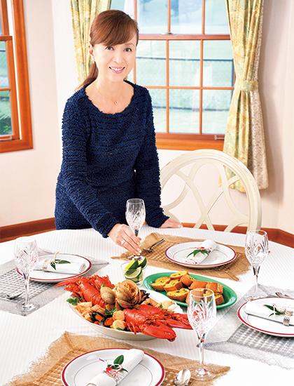 プロレスラー藤波辰爾さん一家の食卓。お正月恒例・大皿料理に健康の ...