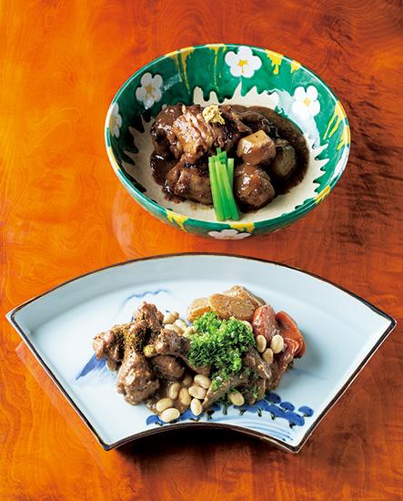 つきぢ田村 田村隆さんのプルーン料理