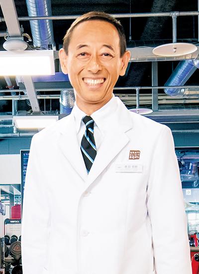 医療法人ホスピィーグループ 理事長 浦田哲郎先生