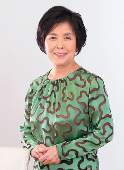 後藤加寿子さん