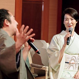 オペラ『アイーダ』鑑賞と特別晩餐会