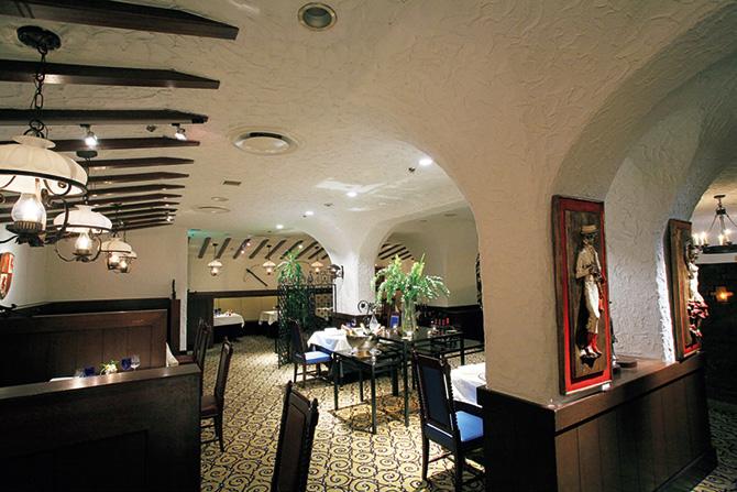 ホテルニューオータニ博多の「カステリアンルーム」