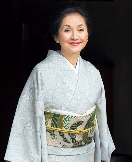榊 せい子(さかき・せいこ)さん