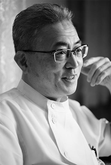 金沢大学大学院 消化器・腫瘍・再生外科学教授 太田哲生(おおた・てつお)先生