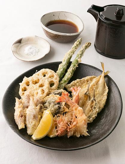 天ぷら 美味しい揚げ方
