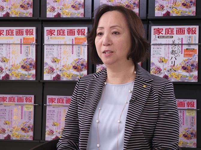 BS朝日美食探訪 家庭画報 料理班 中澤智子