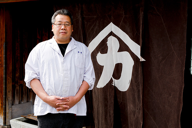 おばんざい「大村しげ」の記憶を辿って 私だけの京都へ 第5回 麩嘉 店主 小堀周一郎さん