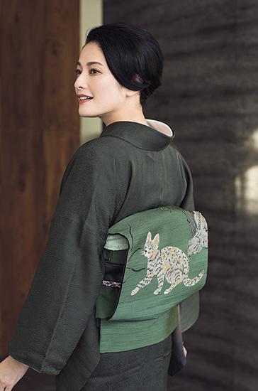 ド・ローラ・節子 猫の帯