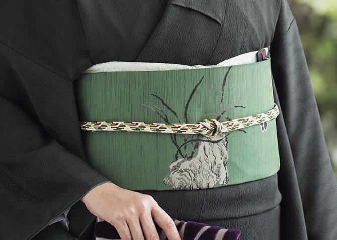 ドローラ節子 猫の帯