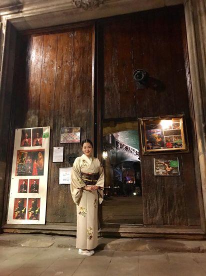 「タブラオ」。ブルーマンの妻 北川聖子 青嫁日記