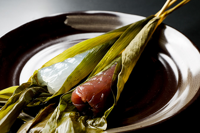 大村しげ の記憶を辿って私だけの京都へ 「川端道喜(かわばたどうき)」