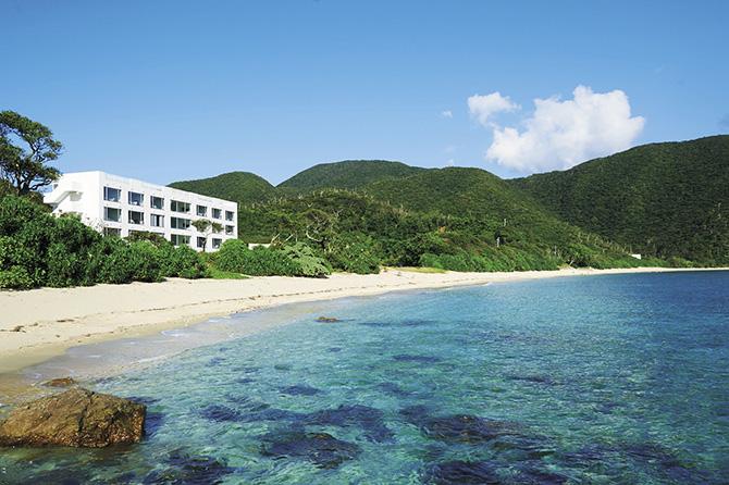 THE SCENE amami spa&resort クルーズトレイン「ななつ星 in 九州」家庭画報特別ツアー