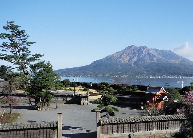 「仙 巌園」 クルーズトレイン「ななつ星 in 九州」家庭画報特別ツアー