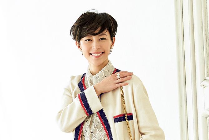 女優・木村佳乃さん