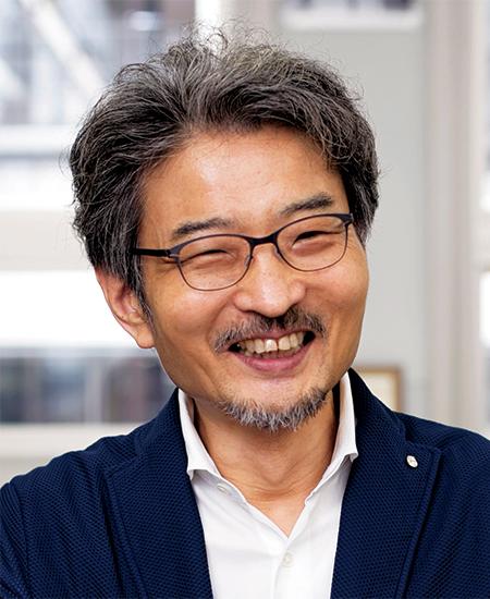 岩前 篤先生