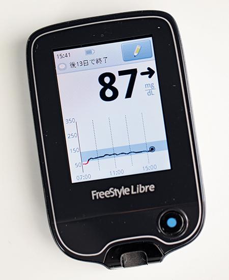 値 測定 器 血糖