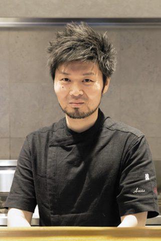 イベント3 話題の日本料理「傳」の ウェルカムディナー