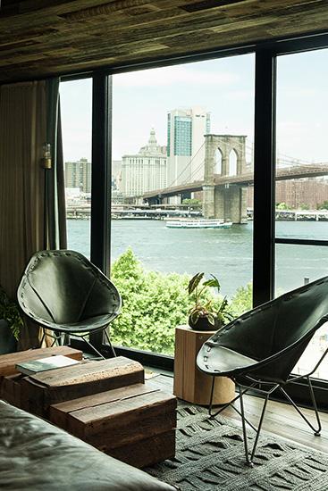 1 Hotel Brooklyn Bridge ワンホテル・ブルックリン・ブリッジ