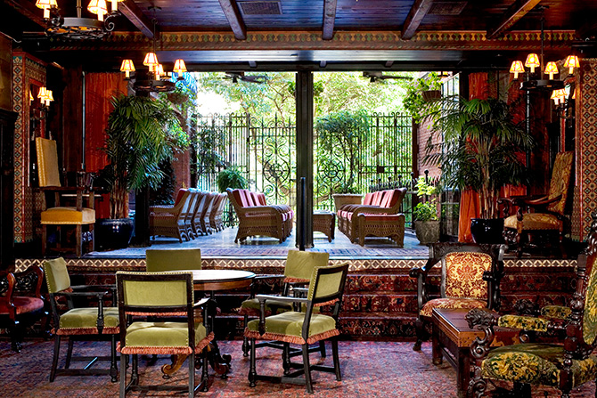 The Bowery Hotel ザ・バワリー・ホテル