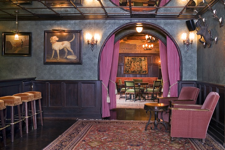 Bowery Bar and Lobby, Credit Gregory Goode
