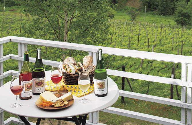 【「家庭画報の旅」特別企画】〜ワインナビゲーターがご案内〜北海道のワインと美食を愉しむ旅