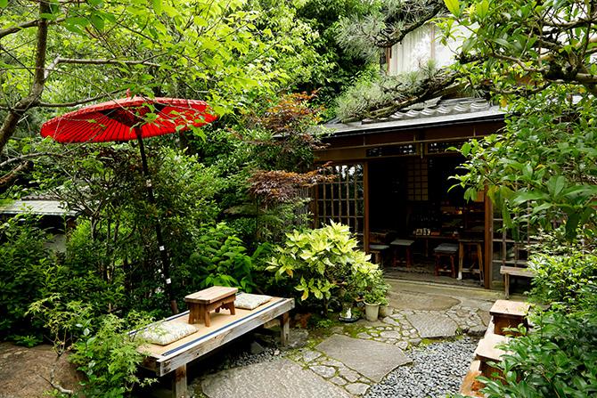 京都 紅葉庵