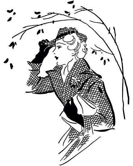 大人検定365 「女性は室内でも帽子を被ったままで良い」はウソ?ホント?