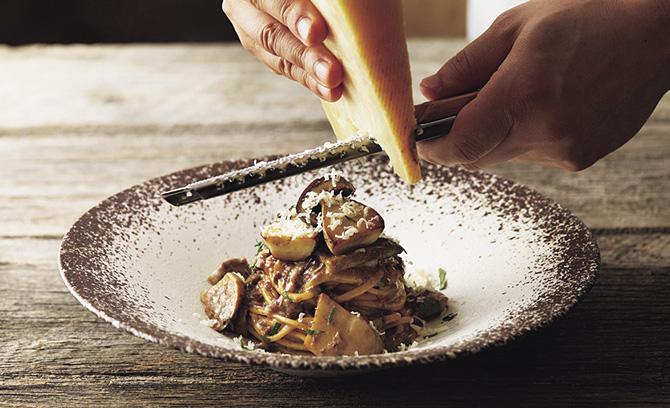 「アマン東京」五感で味わう最旬イタリアンを満喫