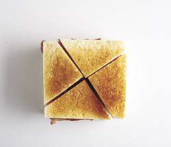 『ザ・サンドイッチ・レシピ』