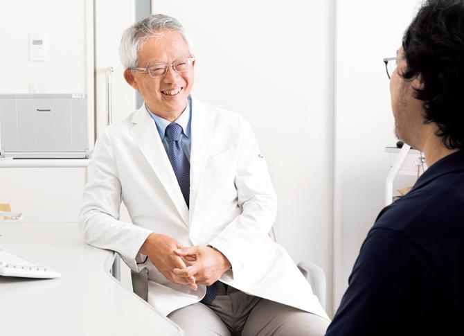 男性更年期障害 治療の選択肢
