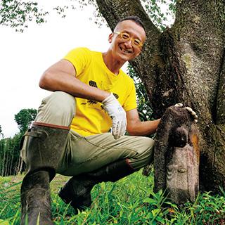 今森光彦さん、農家になる。山の神様と人々の暮らし