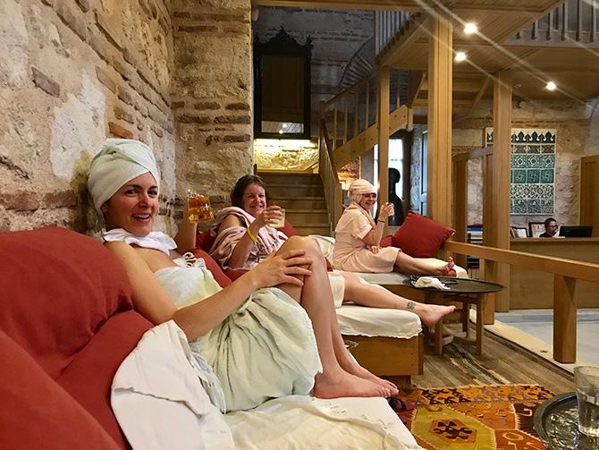 トルコ風呂 ブルーマンの妻北川聖子の青嫁日記