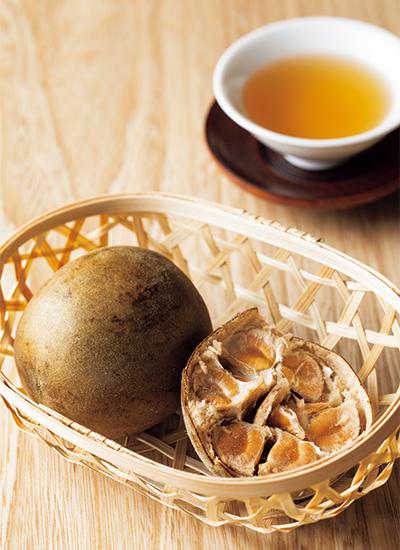 らかん・果 羅漢果を乾燥させた稀少なお茶セット