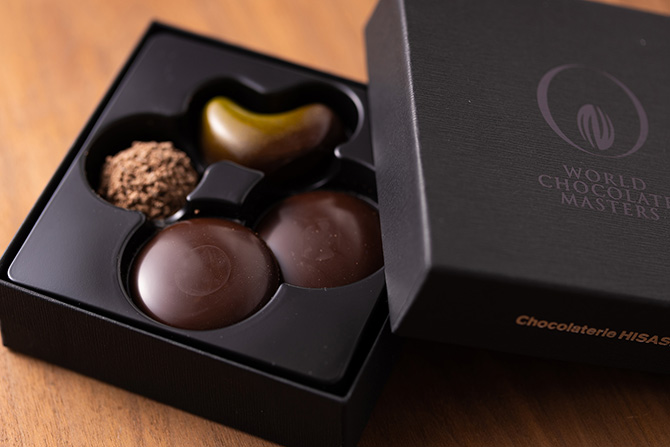 Chocolaterie HISASHI(ショコラトリエ ヒサシ) ボンボン