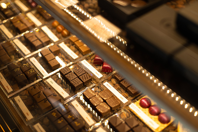 Chocolaterie HISASHI(ショコラトリエ ヒサシ) チョコレート