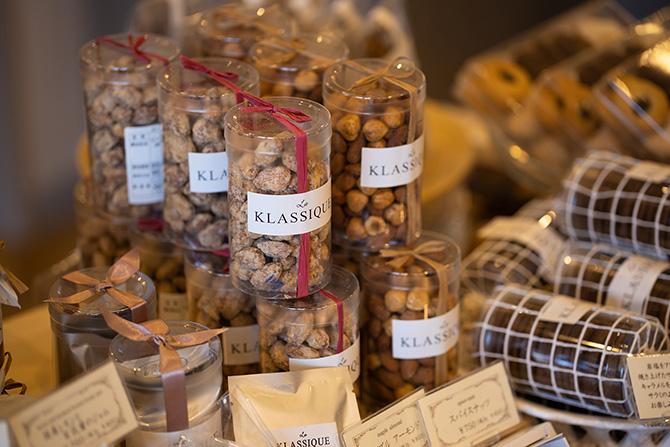 La KLASSIQUE(ラ・クラシック)のクッキー