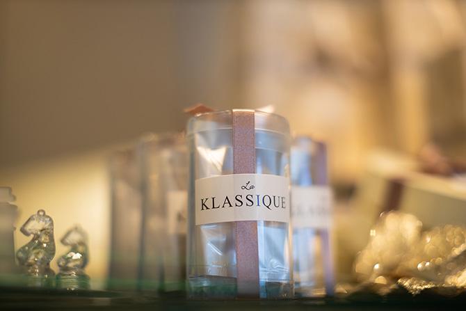 La KLASSIQUE(ラ・クラシック)の紅茶