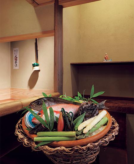 「馳走なかむら」の九州の旬の食材