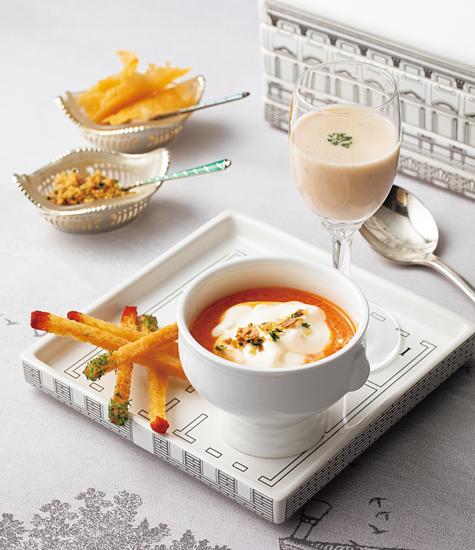 濃厚海老スープ