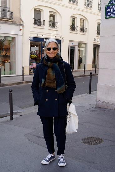 パリ、おしゃれの見本帳01