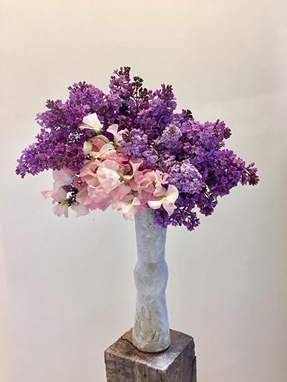 パリの花屋「カストール」。