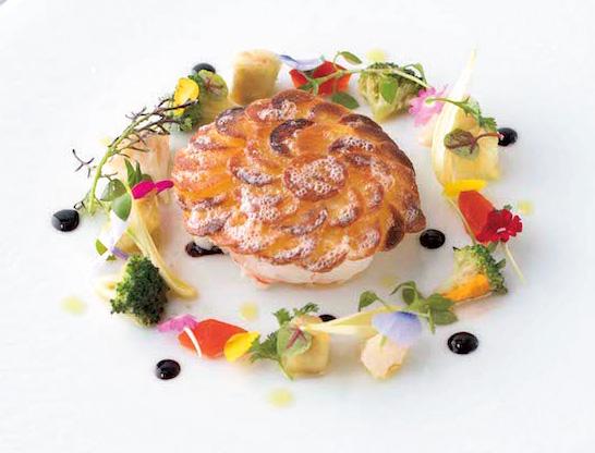 旬のフルーツ×フランス料理の新たな魅力