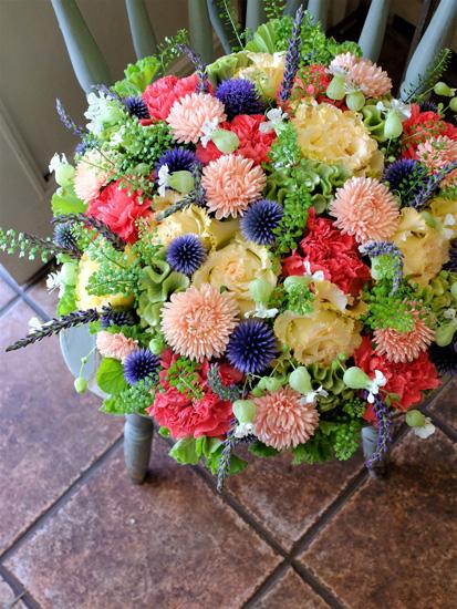 6月17日の贈り花