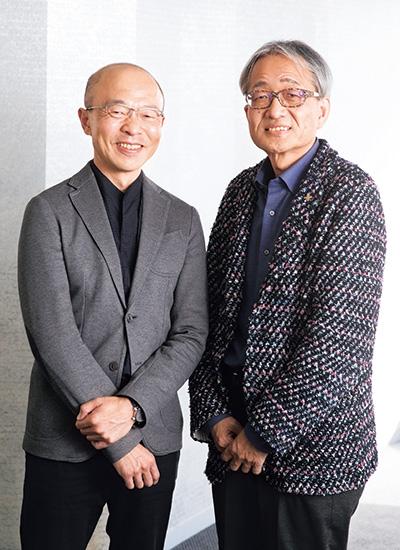 伊藤 裕先生 山田宗樹先生