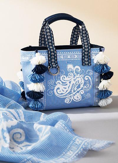 「エトロ」の日本限定バッグ
