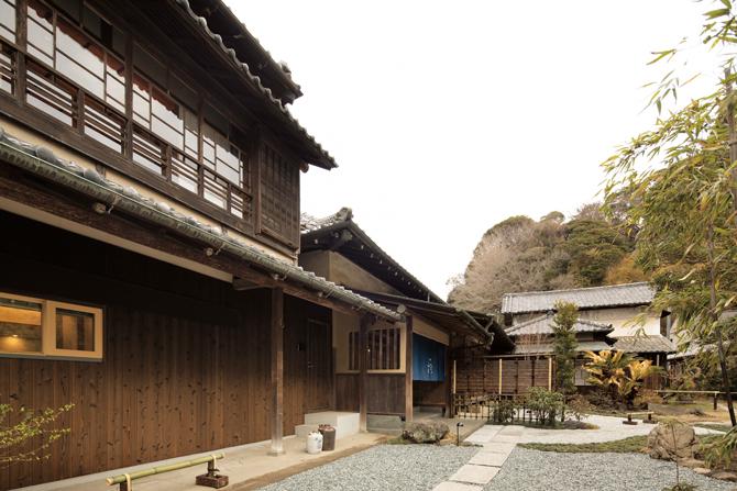 鎌倉古今の外観