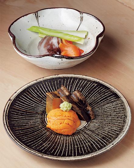 菊鮨の海鮮料理