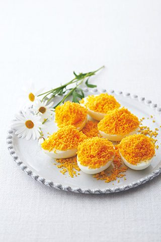 狐野扶実子さんの卵料理