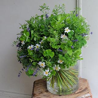 7月1日の贈り花